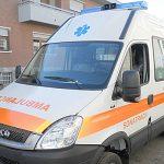 Ambulanza Iveco Daily 4×4
