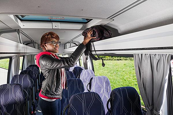 Daily Line passenger