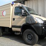 Ambulanza 40.10 Modello Scam