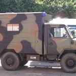 Ambulanza 40.10 WM Esercito Italiano