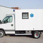 Ambulanza Iveco Daily 50C11