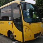 Riconsegna degli scuolabus al Comune di San Maurizio Canavese- 11/09/2020